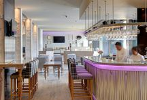 Amàre Lounge / The Amàre Lounge is a restaurant and leisure area with a contemporary design.     Indulge yourself with our premium and late breakfasts, which include a selection of gourmet coffees, chocolates, teas and infusions