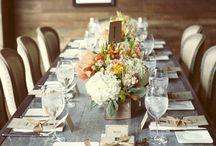 Mesa Decor / Inspirações e dicas para elaboração de mesas bem elaboradas.
