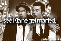 Glee! / by Kyndall Miller