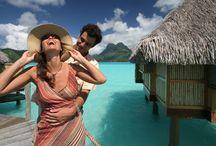 Honeymoons / My personal favorite honeymoon destinations and resorts...