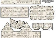 putz house paper
