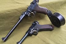Luger & C96