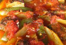 Turk yemek / by Margie Öz