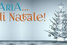 #AriaRigamontiClima ti augura #BUONNATALE / #BuonNatale a tutti voi!