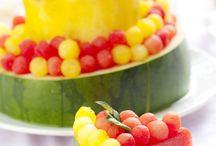 centros con frutas