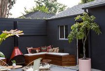 Backyards & Patios