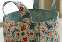 sewing_fabric basket