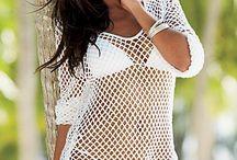 yazlık örgü (knitting)