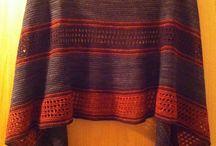 My Knitting Crafts / My Knitting Crafts Shawls, Cowls etc... I am a shwal freak, love, love shawls, and knit them ;)