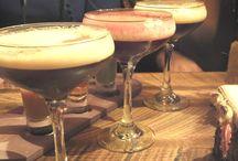 Mine's a Martini / Creative martini recipes, flavours and presentation.