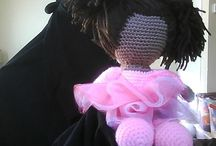 Faatimah's faceless Dolls / Do you have little girls who love to play with dolls? Well wait no more ,Come and check out one of these beautiful unique lovely custom made faceless Dolls,made by me. I truly take great pride in making dolls,and i hope that you like the things i make for you. I also make crochet faceless dolls!
