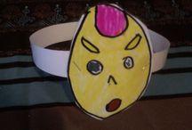 atelier masques dragon ball Z