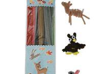 Cadeautjes voor hippe kids / De leukste cadeautjes voor creatieve en hippe kids.
