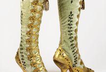 Starožitné topánky