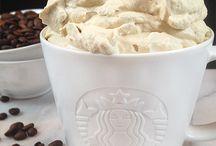 Starbucks coffee whipped cream