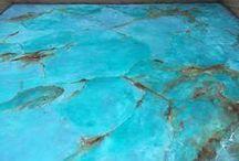 concrete painting