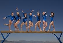 Gymnastics poses / by Christine Fear