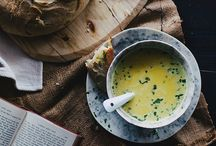 to create: soups