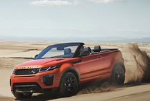 Land Rover Vehicles / Land Rover fleet
