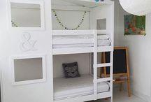 T&E DIY Playhouse Bunk Bed inspiration