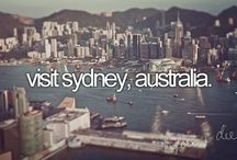 things to do before i die. / by Sydney Lay