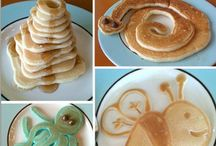 Fun Food ideas / by Joy VanHoven