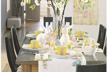 Easter Decorating / by Allison Krahenbuhl