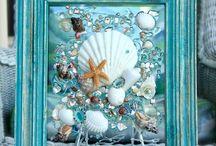 shell mosaics