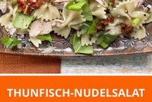 Thunfisch Nudelsalat