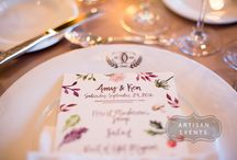 Classic Fall Wedding at The Chicago Club