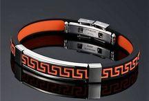 Edelstahl Armband+ Armreif +Elegant +Ab 1 Euro Schnäppchen garantiert