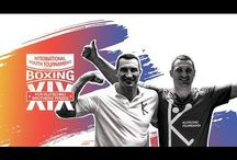 TheInternational youth boxing tournament for the brother's Klitchko's prizes (14/20 August 2017)