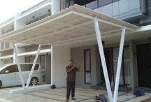 policarbonate garasi