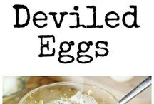 Ouă umplute