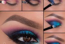 Trucco glamour