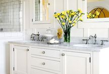 {Home} Bathroom ideas / by Kimber - The Pinning Mama