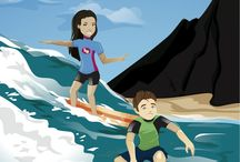 Hawaii for Kids / Say Aloha to Hawaii with Sam and Sofia! / by Little Passports