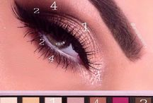 Ojos makeup
