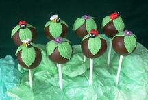 Cake Pops by Vanilla Frost