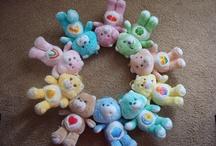 Care Bears / Stuffed Animals