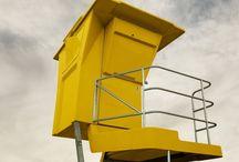 lifeguard tower / budka ratownika