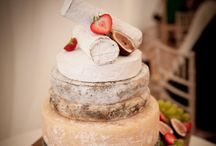 Wedding Cheese Cakes / Great alternatives to a traditional cake
