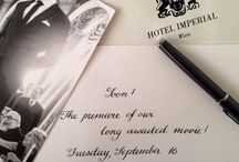 """A new Imperial HiStory / The Premiere of the """"new"""" Hotel Imperial Vienna"""