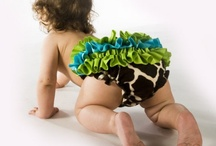 Diaper cover and bloomers / by Griselda Burruel