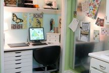 home office / by Amber Utter