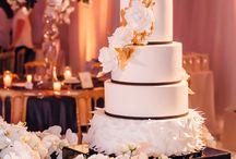 Floral Cake Topper Designs