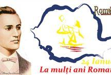 Felicitari de 24 Ianuarie - Mica unire / Unirea Principatelor Romane, cunoscuta ca Mica Unire (Marea Unire fiind cea de la 1918), a avut loc la jumatatea secolului al XIX-lea si reprezinta unirea statelor : Moldova si Tara Romaneasca. Trimite si tu felicitari cu ocazia unirii Principatelor Romane, felicitari de 24 Ianuarie!