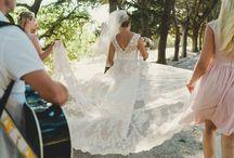 Hochzeit / Alles über eine traumhafte Hochzeit in Griechenland!