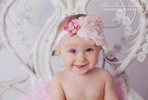 Exclusive pink headband