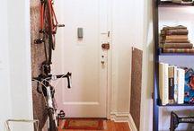 NEWHOUSE / bike storage